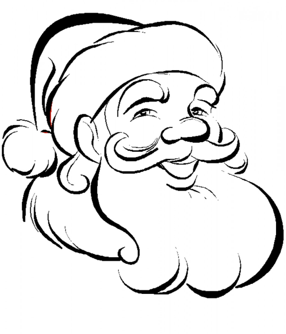 Best Santa Elf Clip Art Black And White Picture Clip Art Library Santa Coloring Pages Free Coloring Pictures Christmas Colors