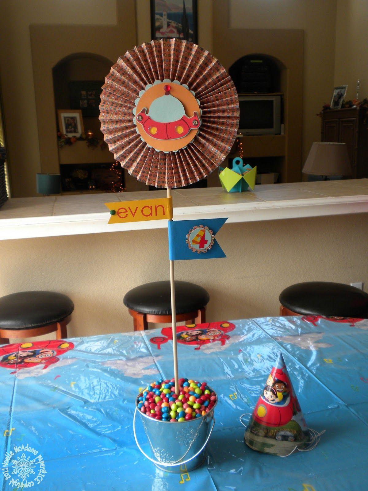 Little Einsteins Party Supplies For Ev S Little Einsteins