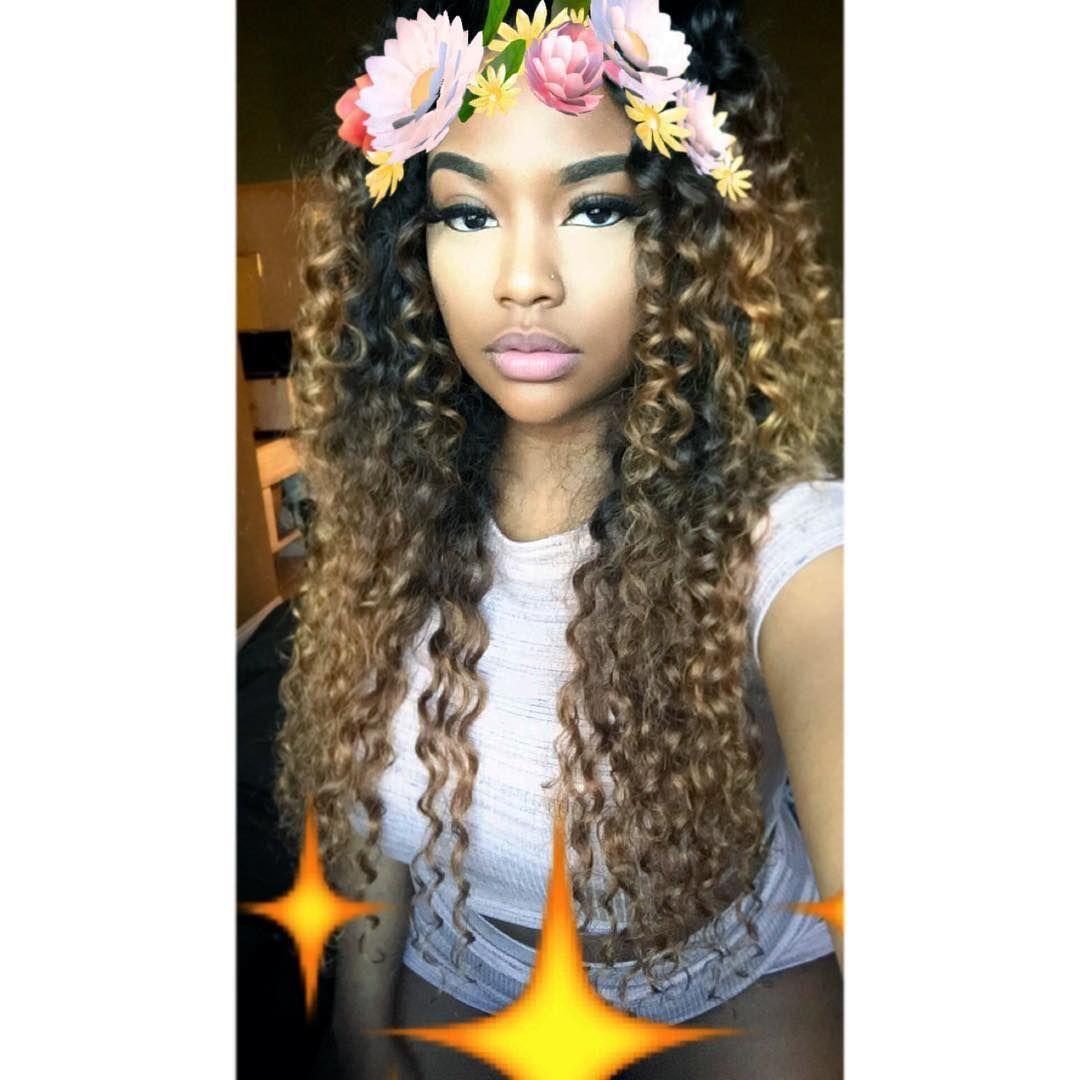 Babe Hair Remy Hair Extensions Sew In 100g Human Hair Weave Curly Br
