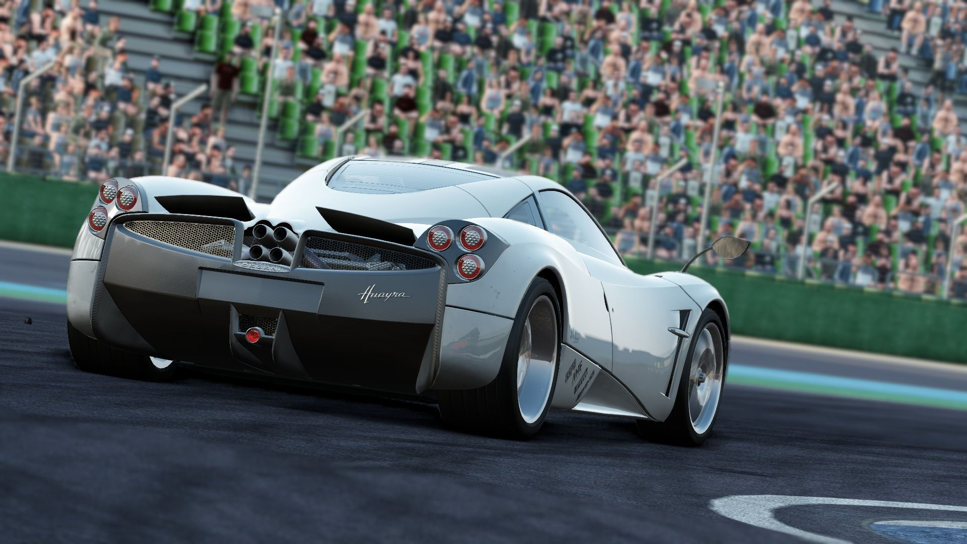 Project CARS Screenshots Reveal Stunning Looking Pagani Huayra