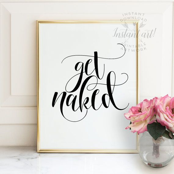 bathroom wall decor Bathroom print washro funny bathroom art bathroom decor get naked art bathroom decor girl bathroom decor get naked print get naked funny bathroom decor bathroom decor A Beautiful Calligraphy Get Naked Art Print