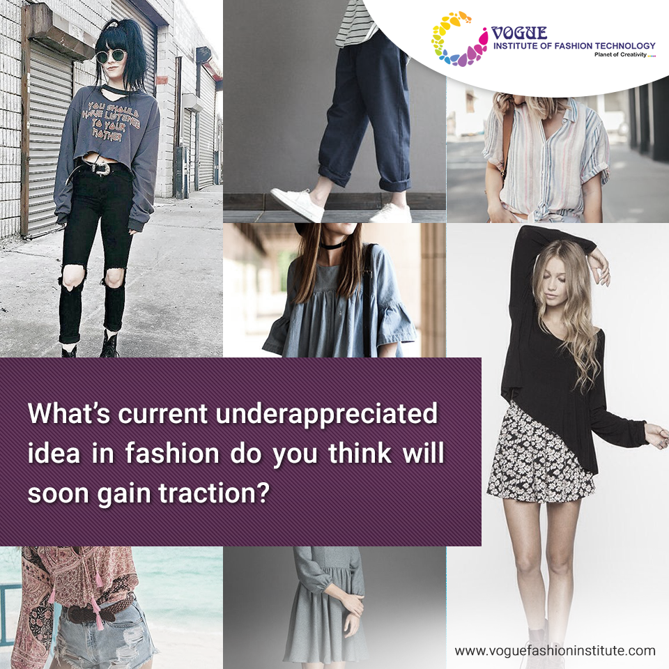 What S Current Underappreciated Idea In Fashion Do You Think Will Soon Gain Traction Vift Fashion Fashionpr Technology Fashion Tech Fashion Fashion Design