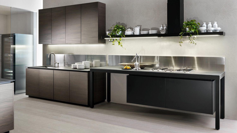 Banco Cucina Con Penisola Dal Design Moderno Cucine Dada