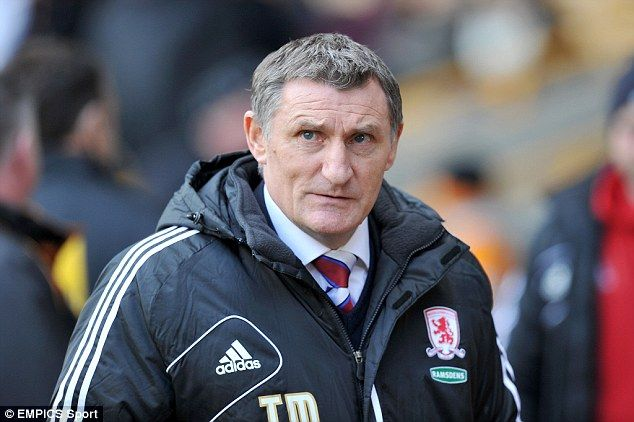 Tony Mowbray named as Coventry's new manager until end of