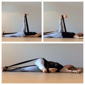 yin yoga  yin yoga yoga strap yin yoga sequence