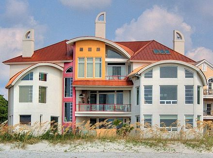 We like this house. But can the owner write off his homeowner's insurance?