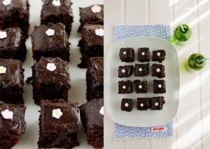 Hidden Veggie Chocolate Cake