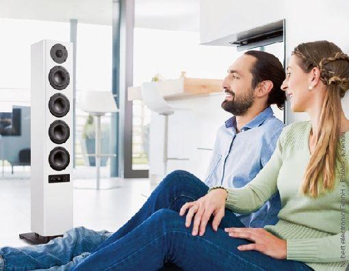 Homeplaza - Modernste Hi-Fi-Lautsprecherboxen erfüllen höchste Ansprüche - Generation Hörgenuss