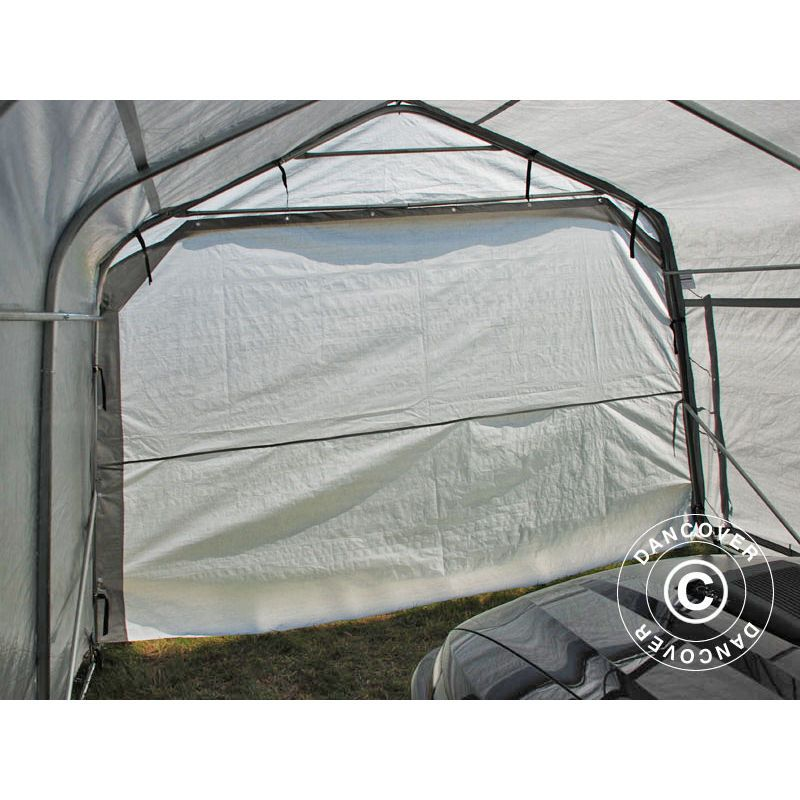 Tente Abri Voiture Garage Pro 3 6x7 2x2 68m Pe Gris Dancover Outdoor Gear Home Remodeling Home Decor