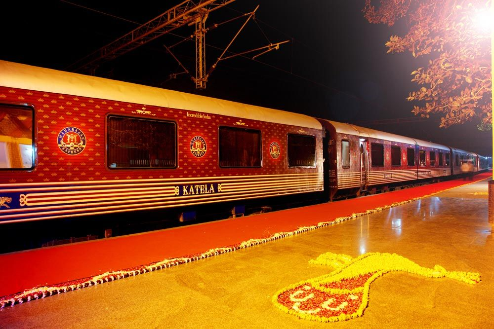Top Luxury Trains in India