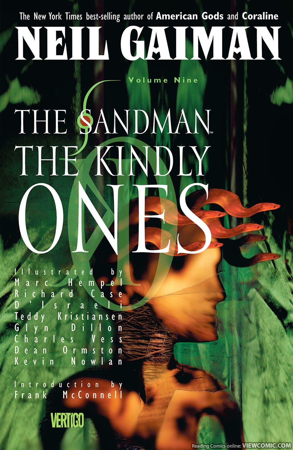 The Sandman V09 The Kindly Ones 2012 Viewcomic Reading Comics Online For Free 2018 Neil Gaiman Graphic Novel Sandman