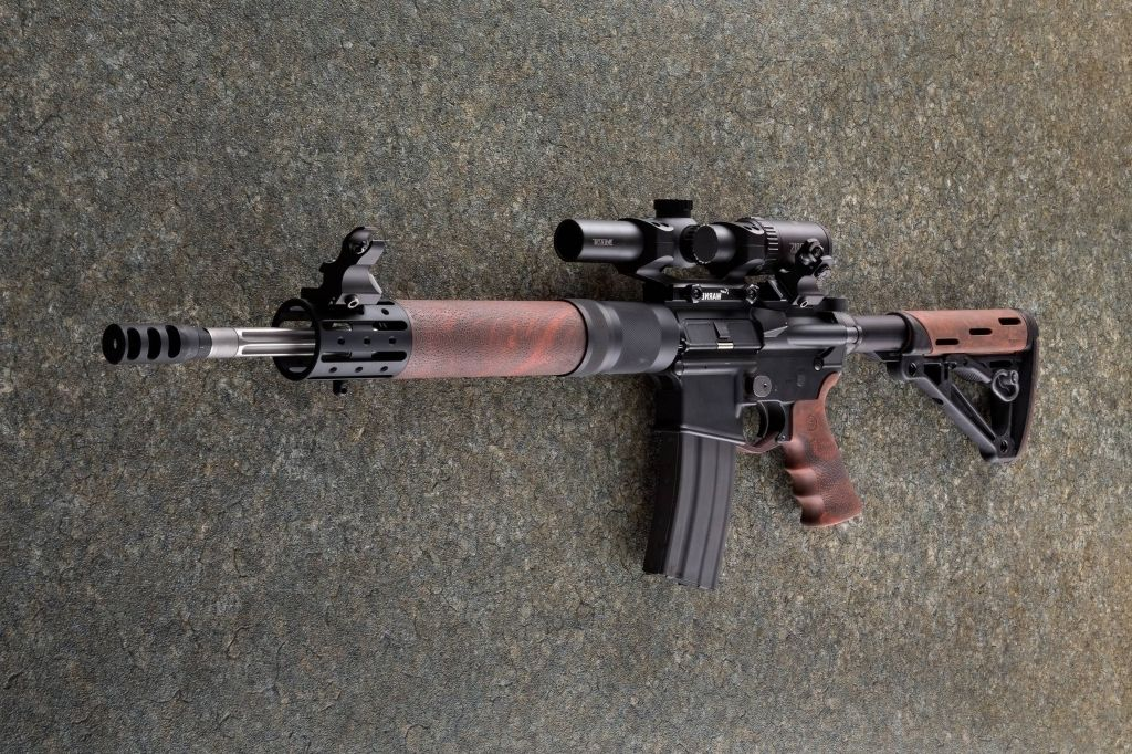 The Top Ar 15 Assault Rifle Wooden Furniture Ar 15 Wood Furniture