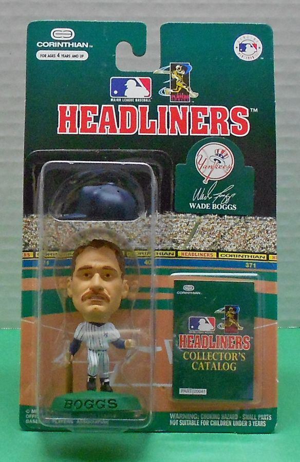 1996 CORINTHIAN HEADLINERS JOSE CANSECO BASEBALL FIGURE NEW A/'S