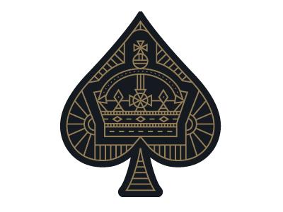 Ace Logo Gallery Ace Card Spade Symbol