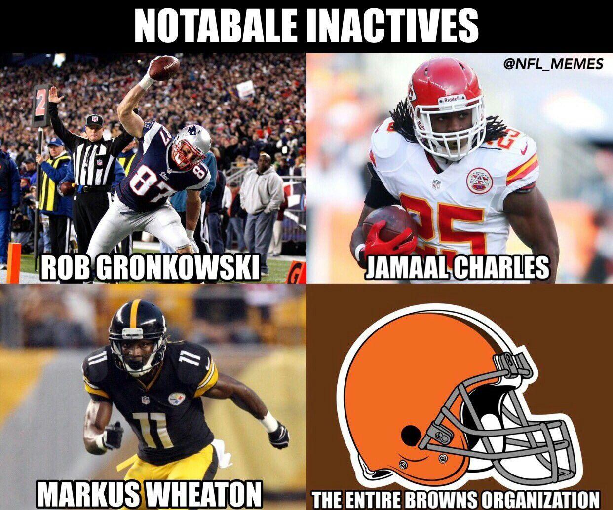2016 Week 2 Nfl Memes Football Memes Sports Memes