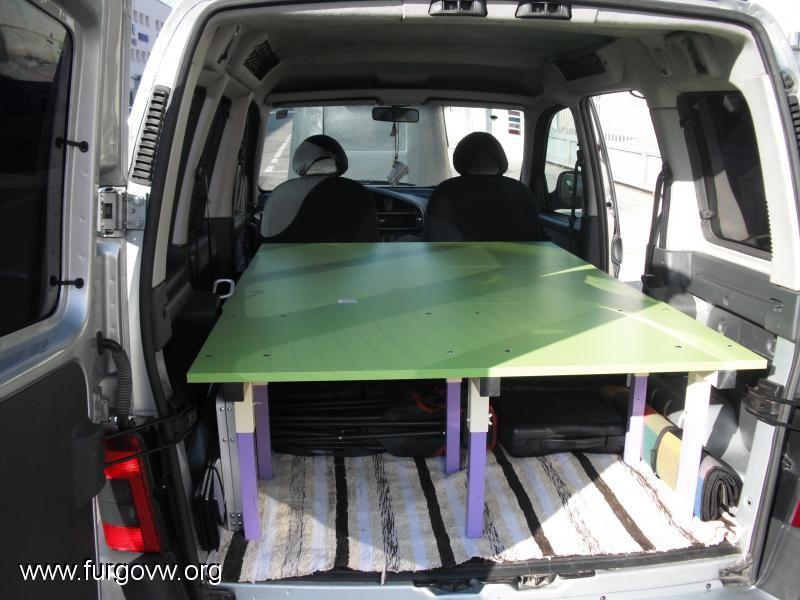 Minicamper caddy Y Cama Toldo kangoo berlingo Para Tarp ARj54Lq3