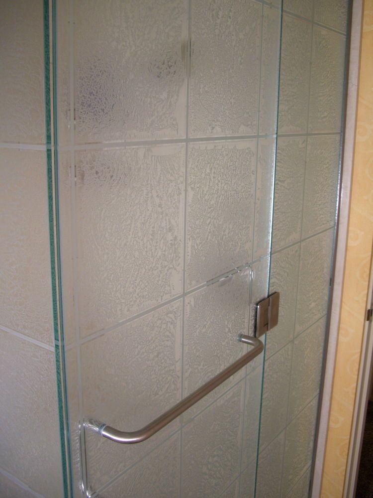 Frameless Frosted Shower Doors | Frameless Shower Door :: Simple ...