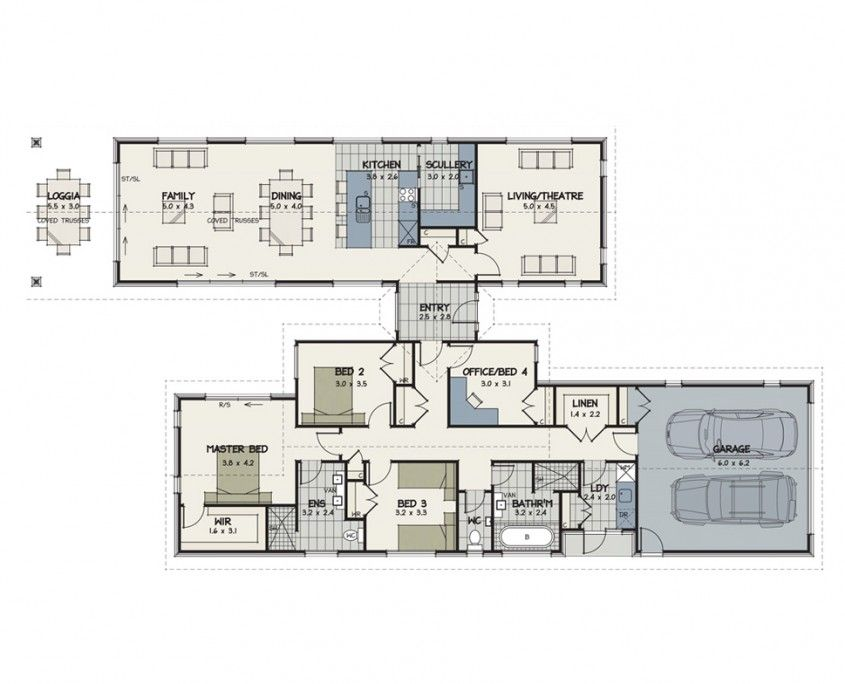 You Can Download Any Of Our House Plans For Free Use Them For Inspiration As You Are Planning F Free House Plans Home Design Floor Plans Courtyard House Plans