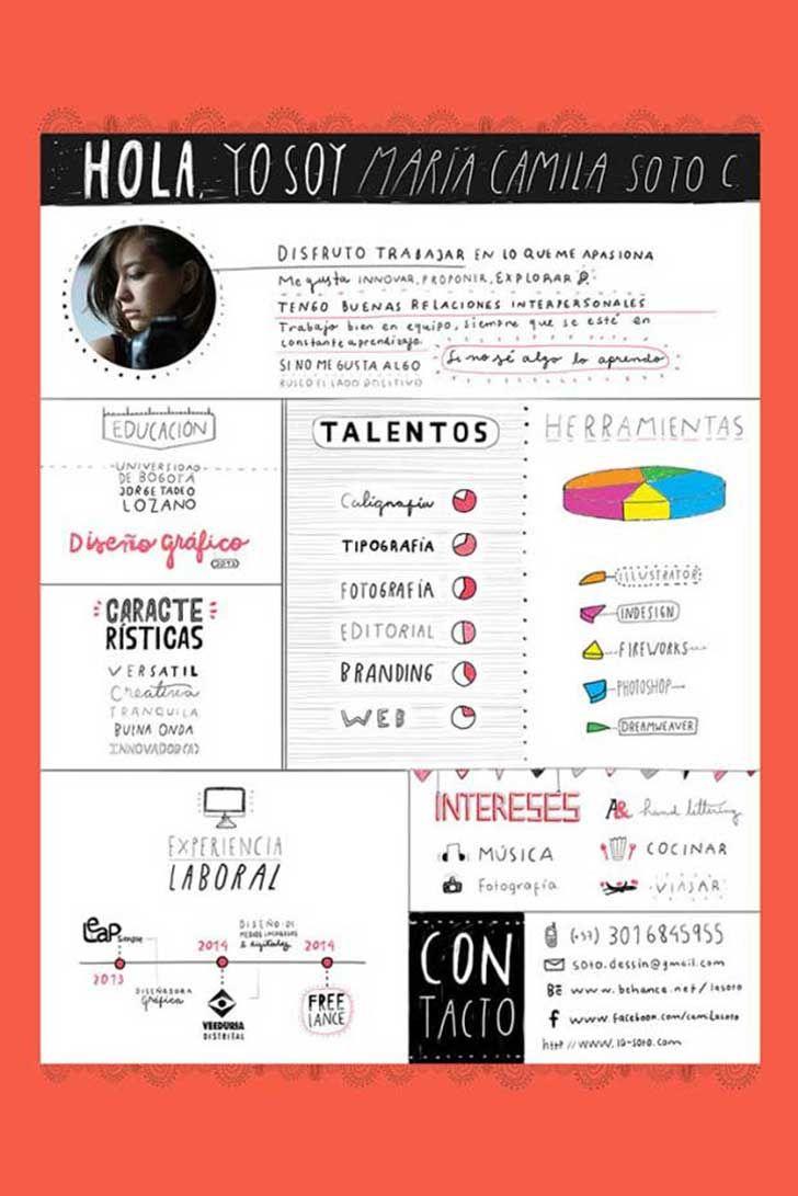 23 tipos de currículum que te darán ganas de robarlos para tu ...