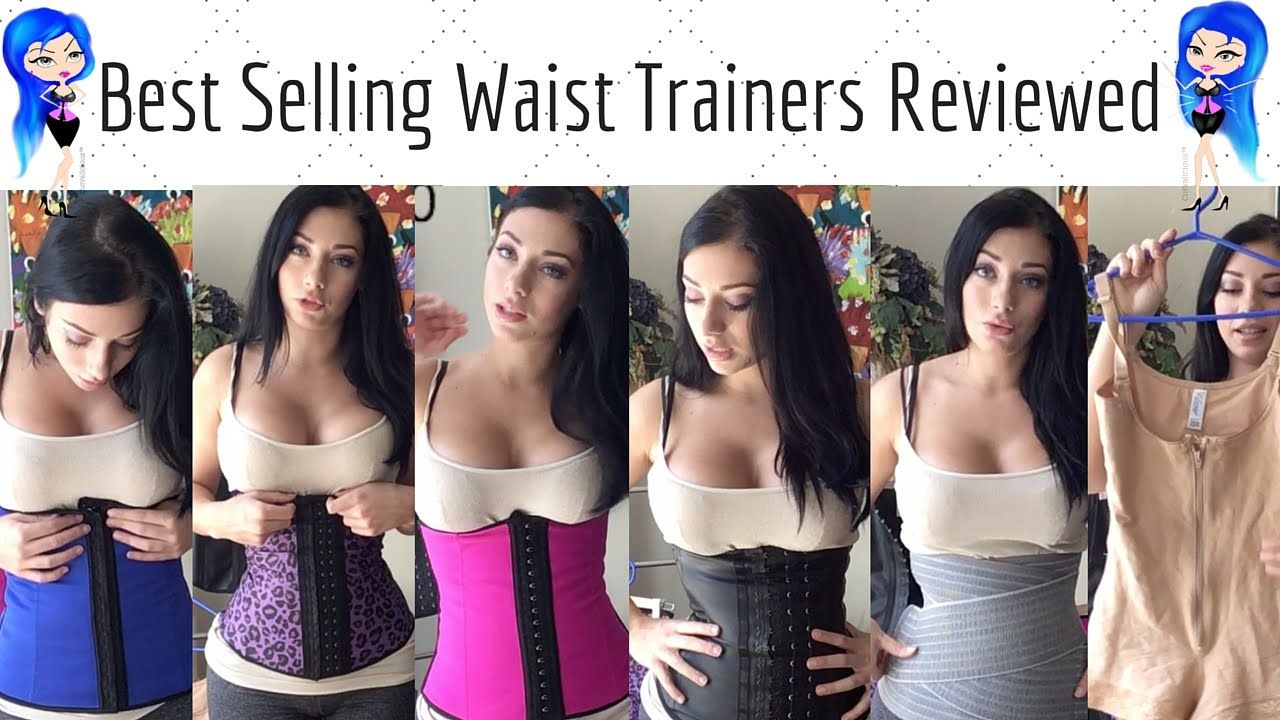 Waist Trainer Review 6 Brands On Amazon Waist Training