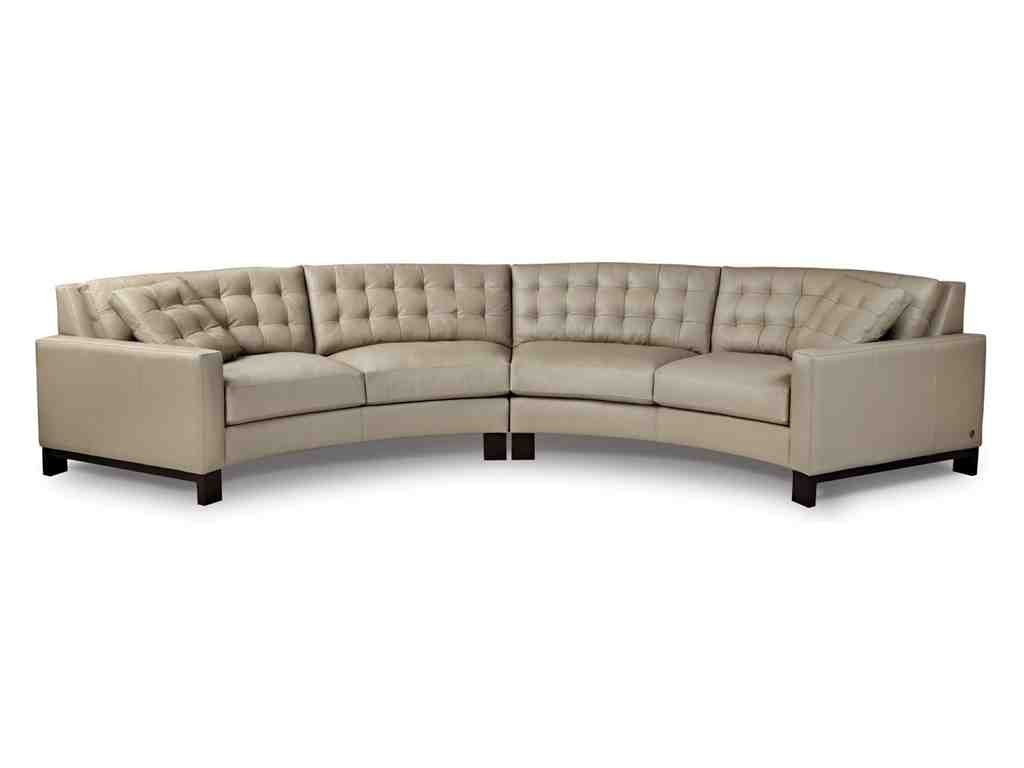 - Curved Leather Sofa Leather Curved Sofa, Leather Sofa, Curved Sofa