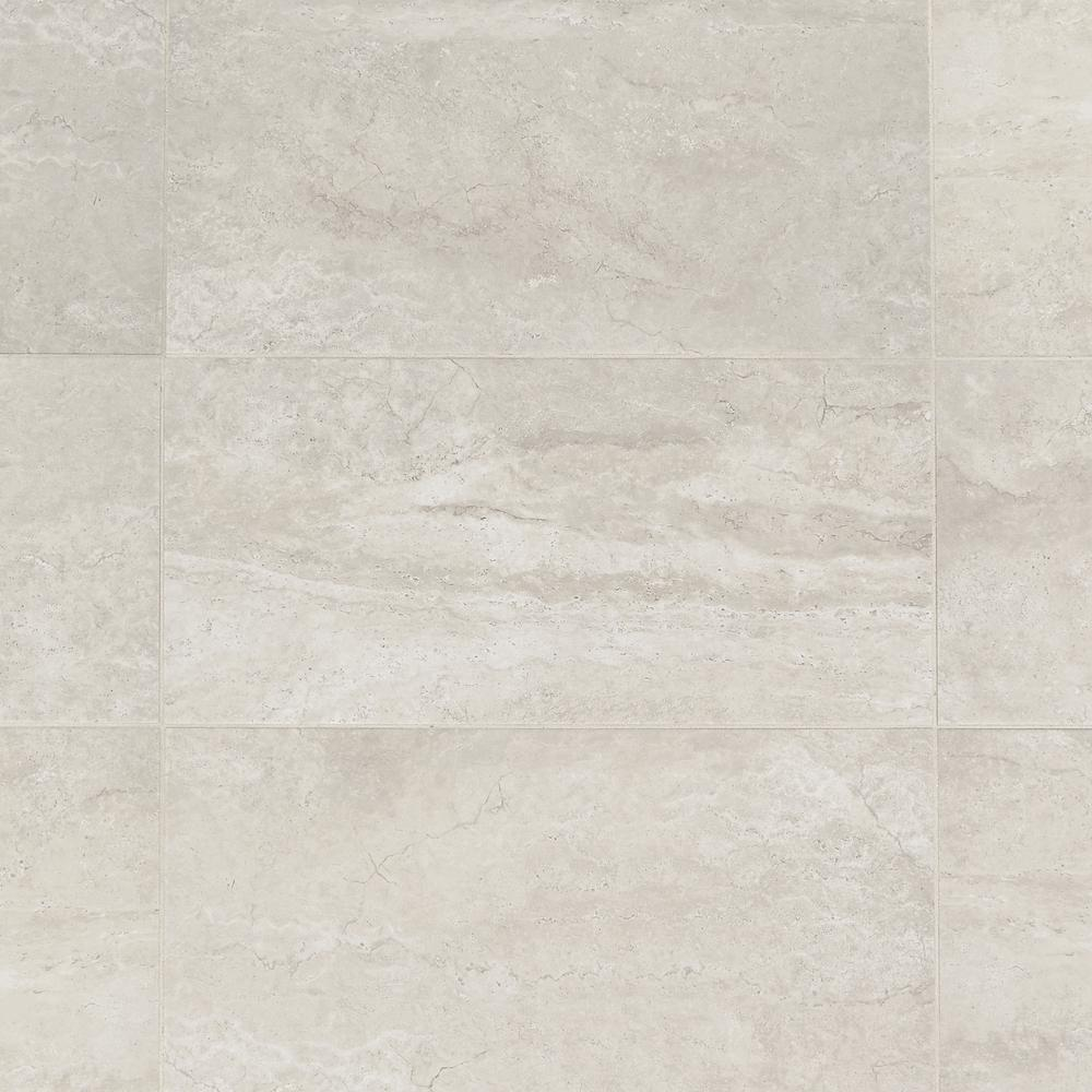 Daltile Northpointe Greystone 12 In X 24 In Porcelain Floor And