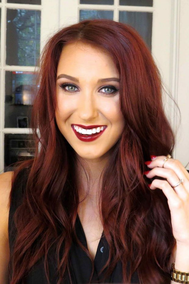 Ask A Hairstylist How To Dye Over Bleached Ombr Hair Seeing Red