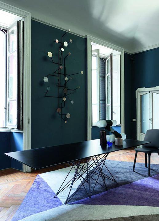Geometric Elements In Interior Design Create Original And Intrigu