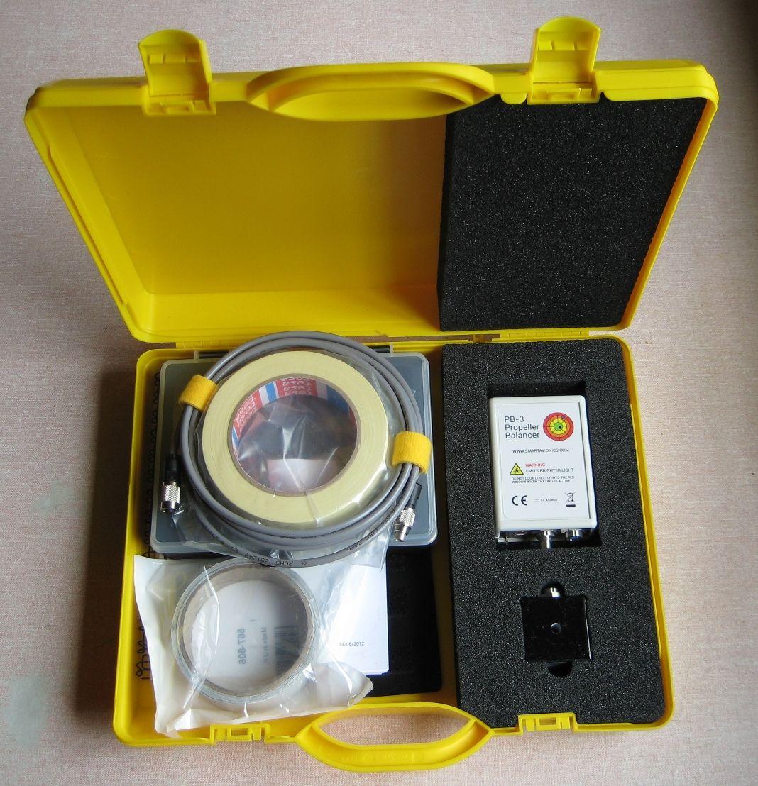 PB3 kit Digital signal processing, Retro reflective