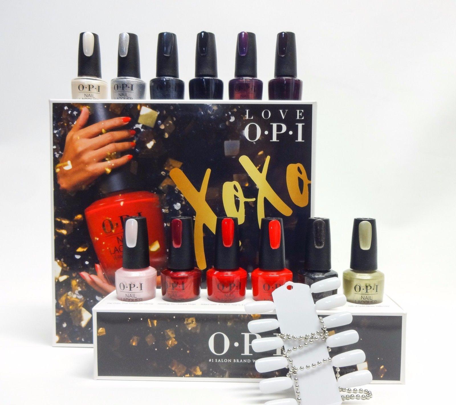 Gel Nails: Love Opi New Holiday Collection Xoxo Nail Color Polish ...