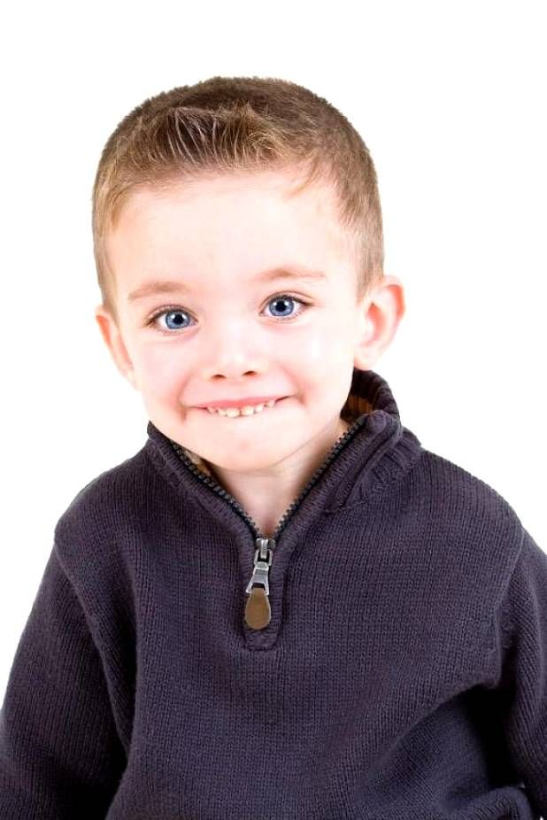 Cute Hairstyles For Little Boys Cute Hairstyles Pinterest