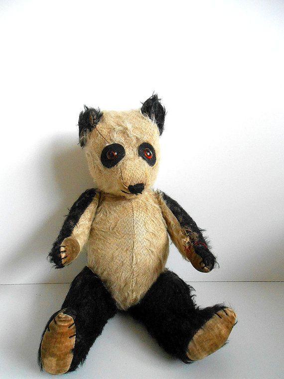Teddy bears favorite bears teddy bear antiques by WorldvintageEE