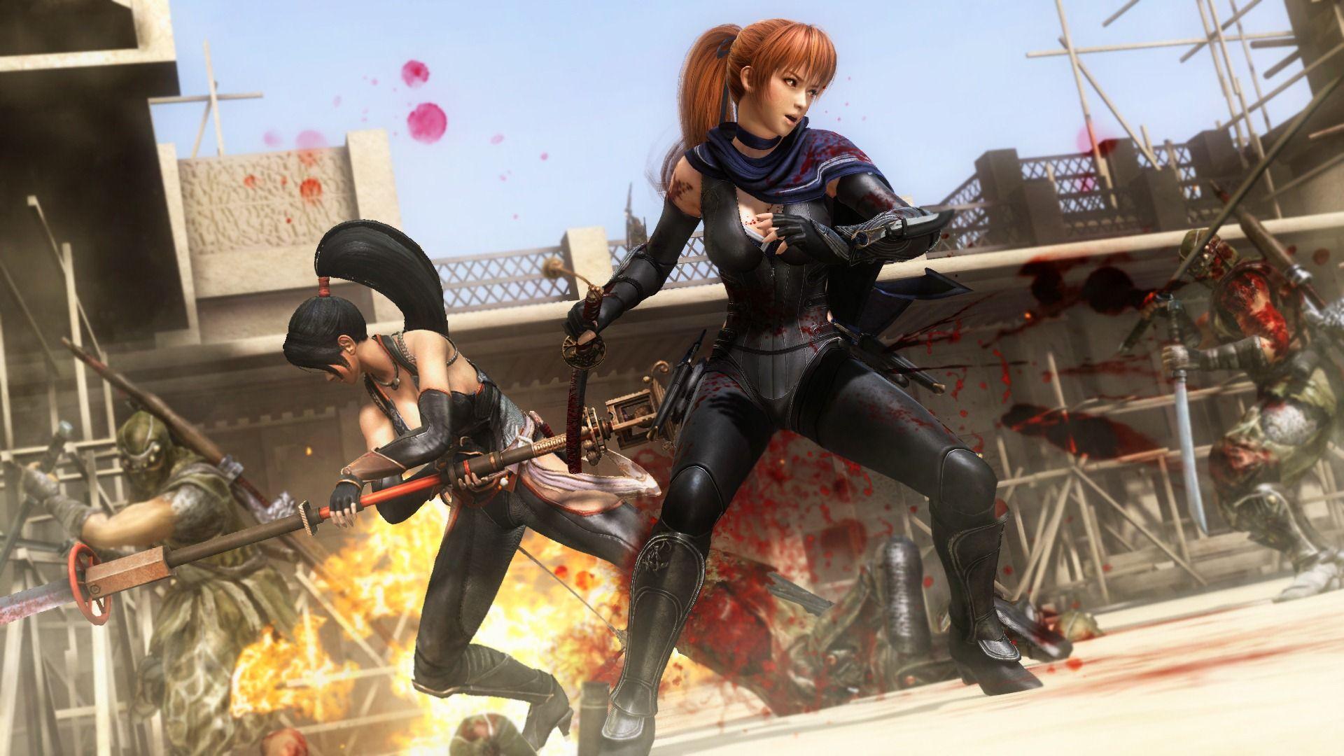 Kasumi Has A Range Of Costumes In Ninja Gaiden 3 Razor S Edge