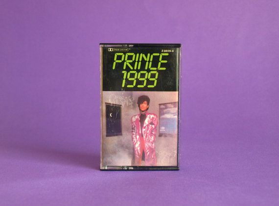 Your Place To Buy And Sell All Things Handmade Cassette Tapes Little Red Corvette Prince