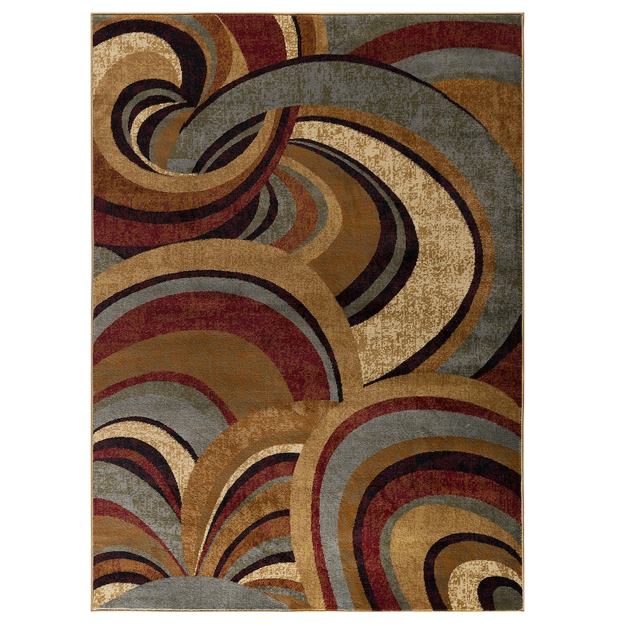Richmond Abstract Rug Area Rugs