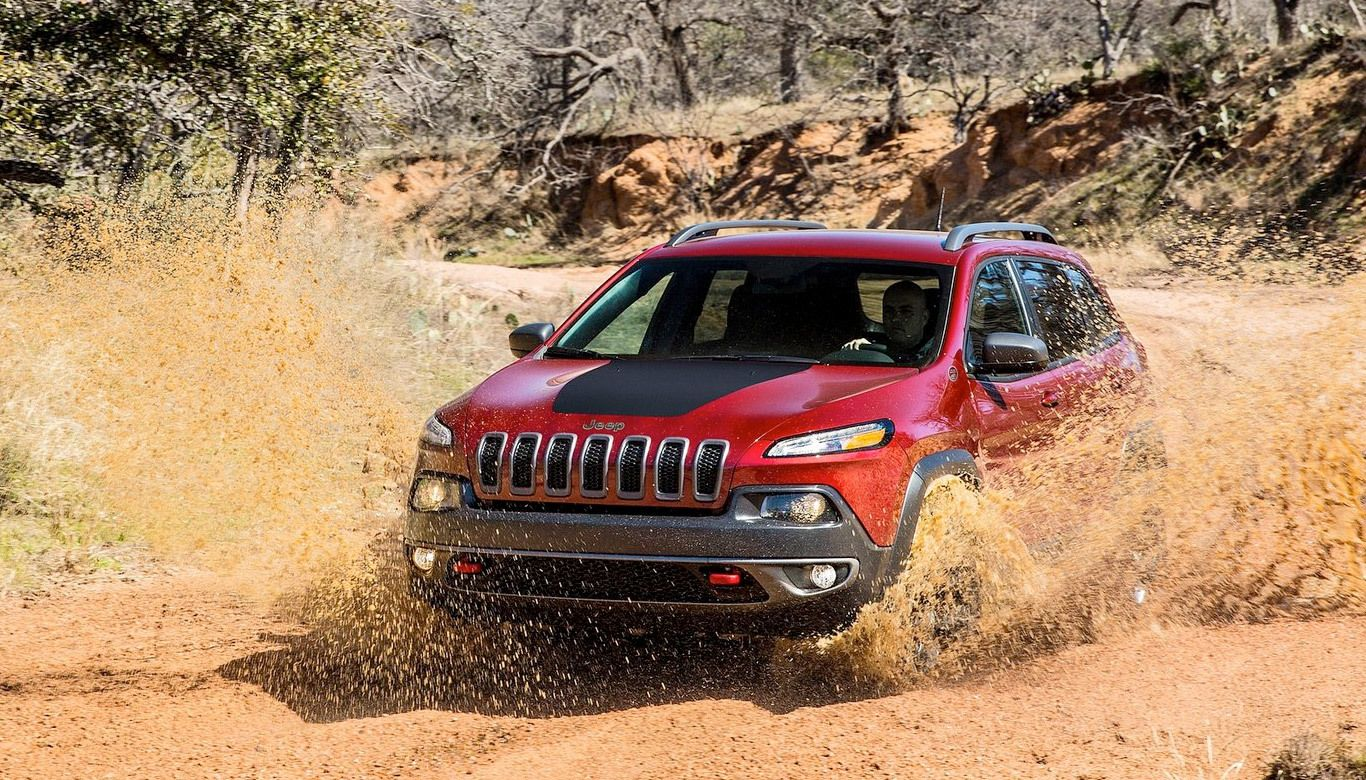 New Cars Used Cars For Sale Car Reviews And Car News Jeep Cherokee 2017 Jeep Cherokee Trailhawk Jeep Cherokee