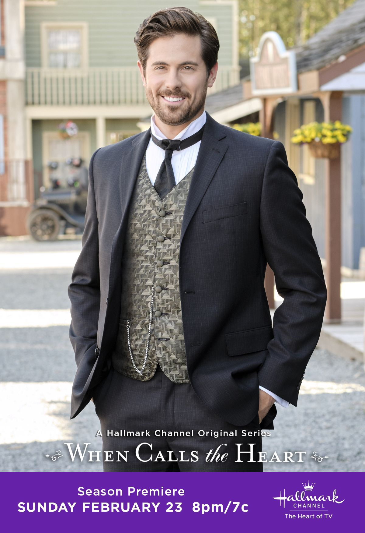 Will Elizabeth Choose Saloon Owner Lucas Bouchard Chris Mcnally