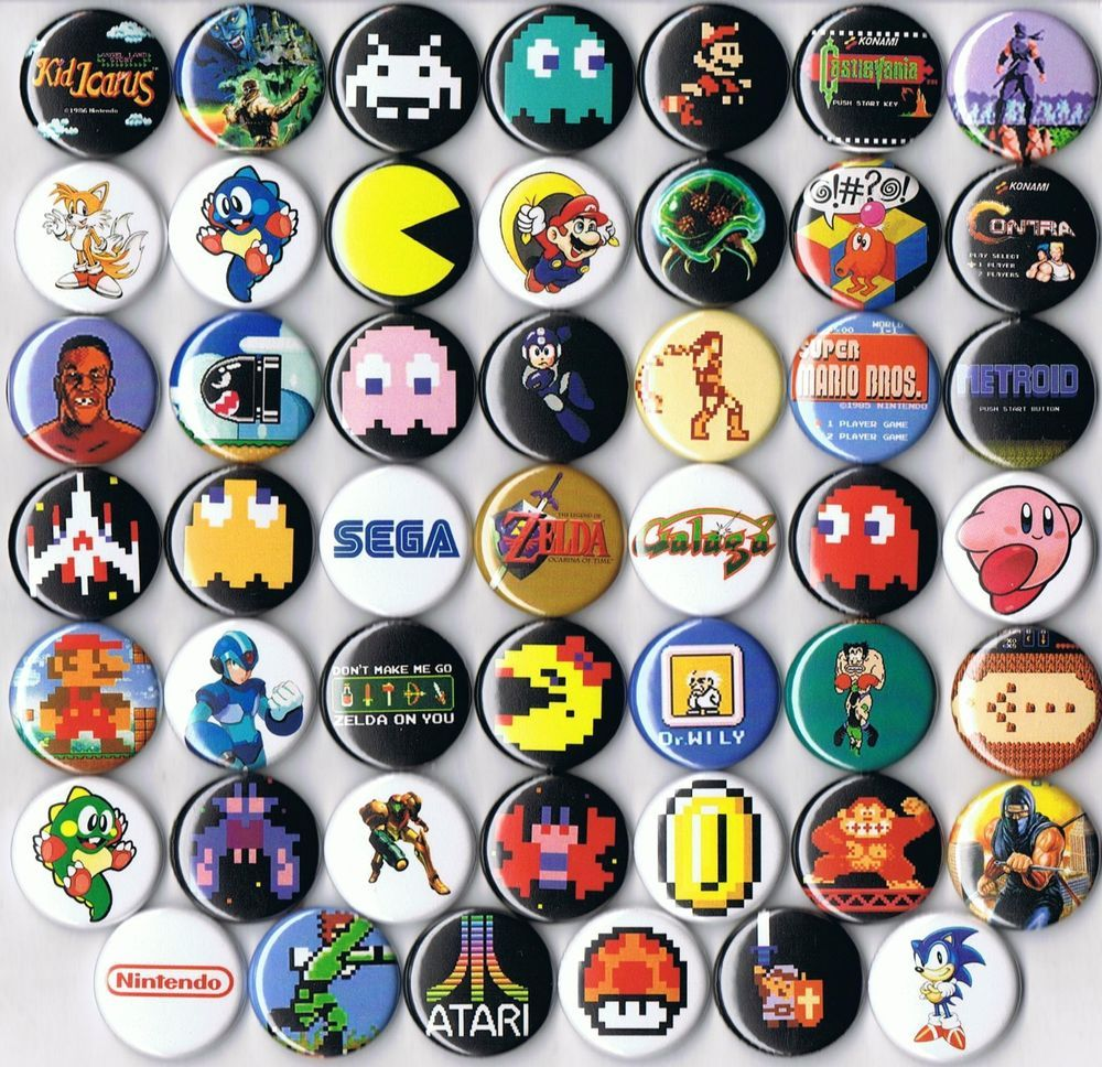 Pin en Videojuegos / Videogames