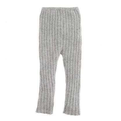 Oeuf® baby rib leggings