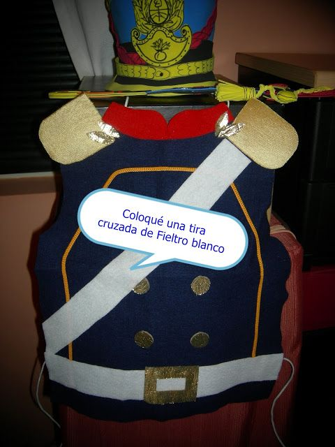 Disfraz de Soldado  3e59a0493cd