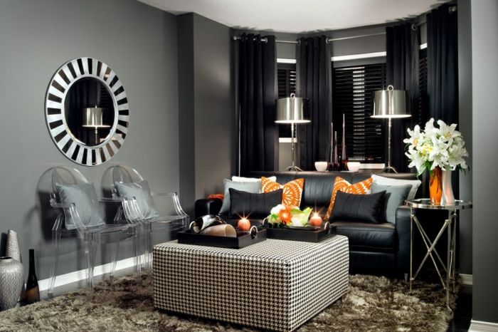 ▷ 1001+ Ideas sobre decoración de salones para espacios pequeños ...