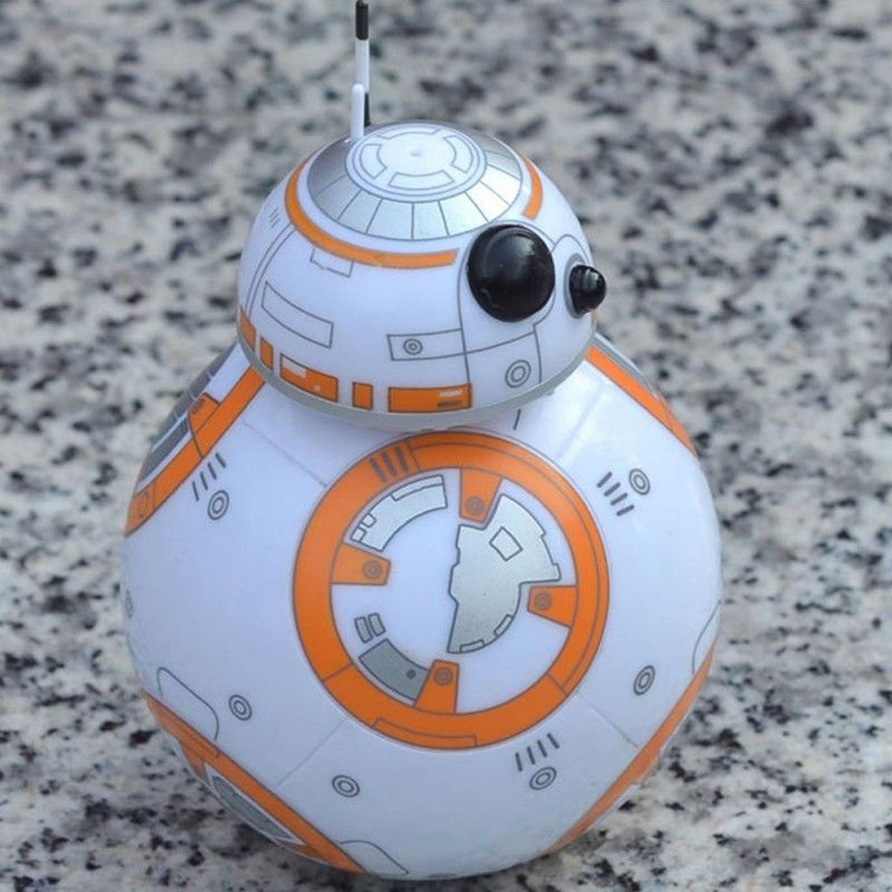 Unbranded Star Wars BB8 Mini Figure