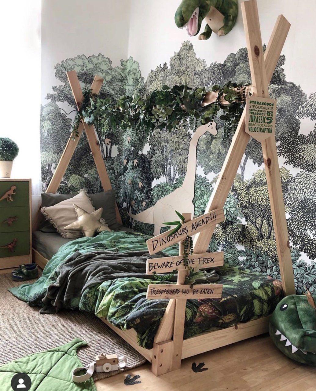 Photo of Playful Décor for a Boy's Bedroom – Melanie Jade Design