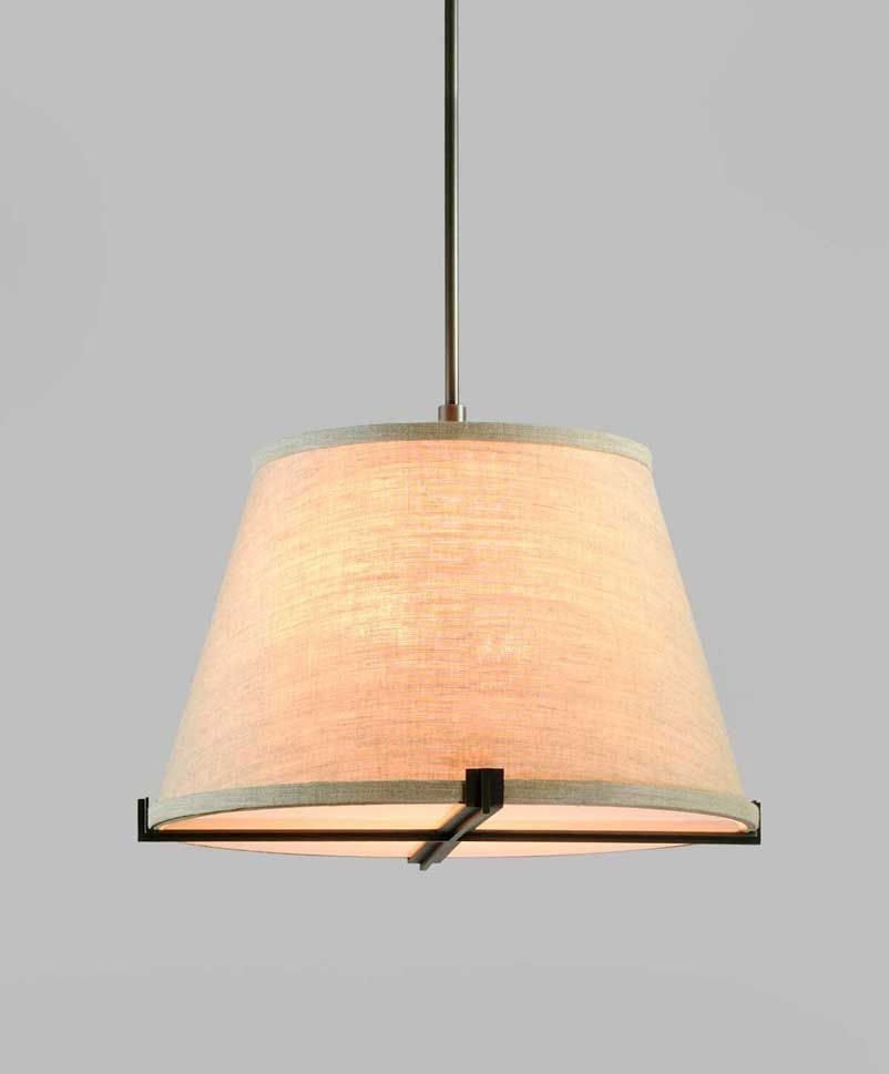 Check out the Brace light fixture from The Urban Electric Co ...