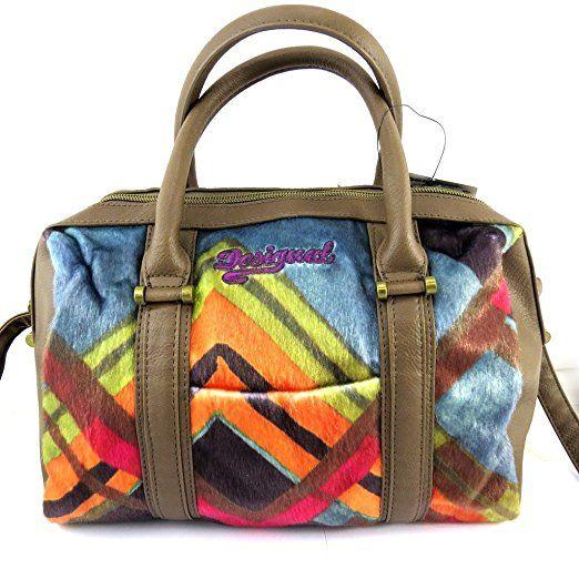 BraunHandtaschen Tasche 'desigual'mehrfarbig Trends Designer 7Ybygf6