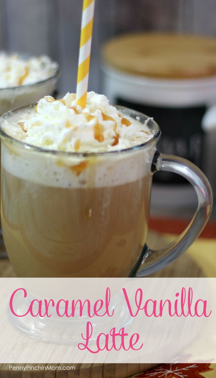 recipe: caramel latte recipe [30]