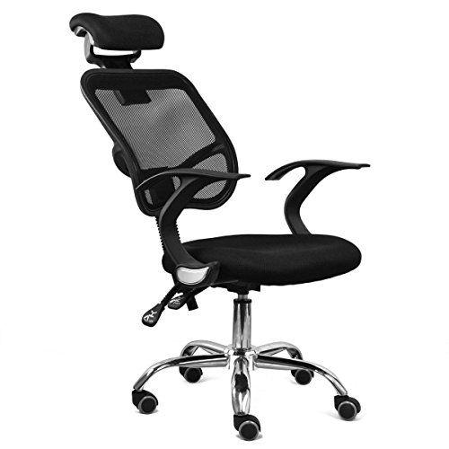 Miraculous Bandscheiben Drehstuhl Acelectronic B Rostuhl Mit Kopfst Creativecarmelina Interior Chair Design Creativecarmelinacom