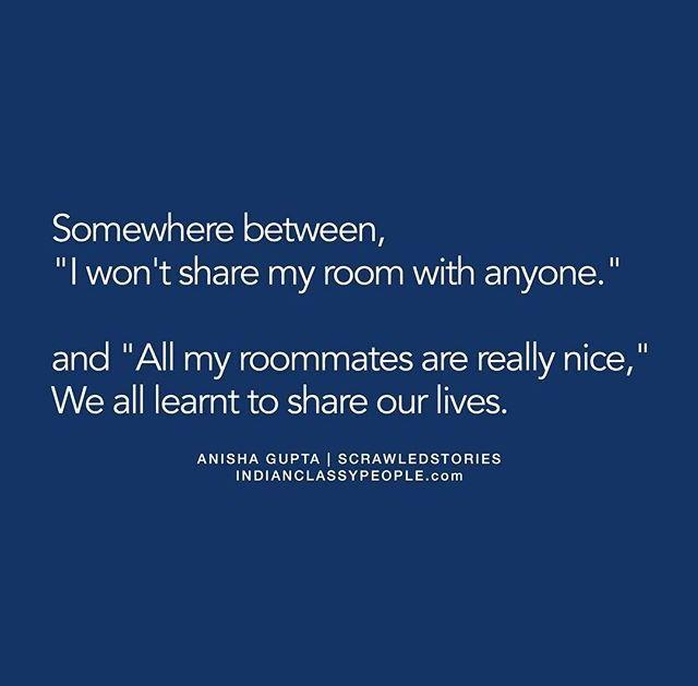 Hostel Life Teaches Us A Lot Ttt Pinterest Tiny Tales