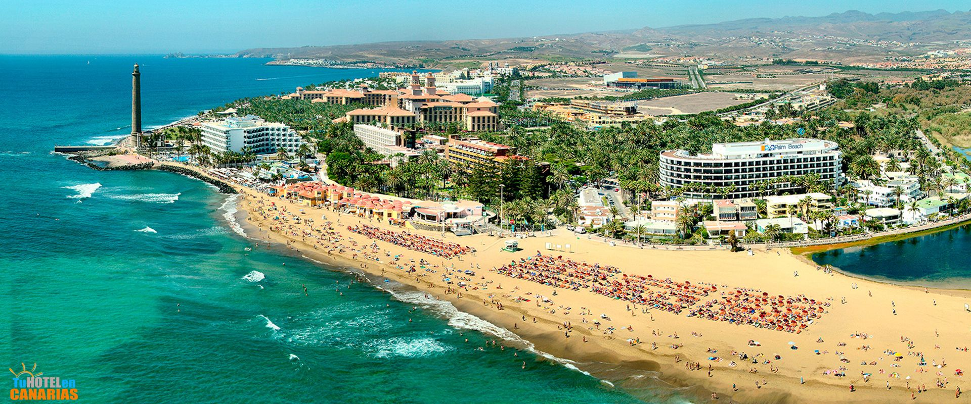 Maspalomas, Playa del Inglés y Meloneras ofrecen gran