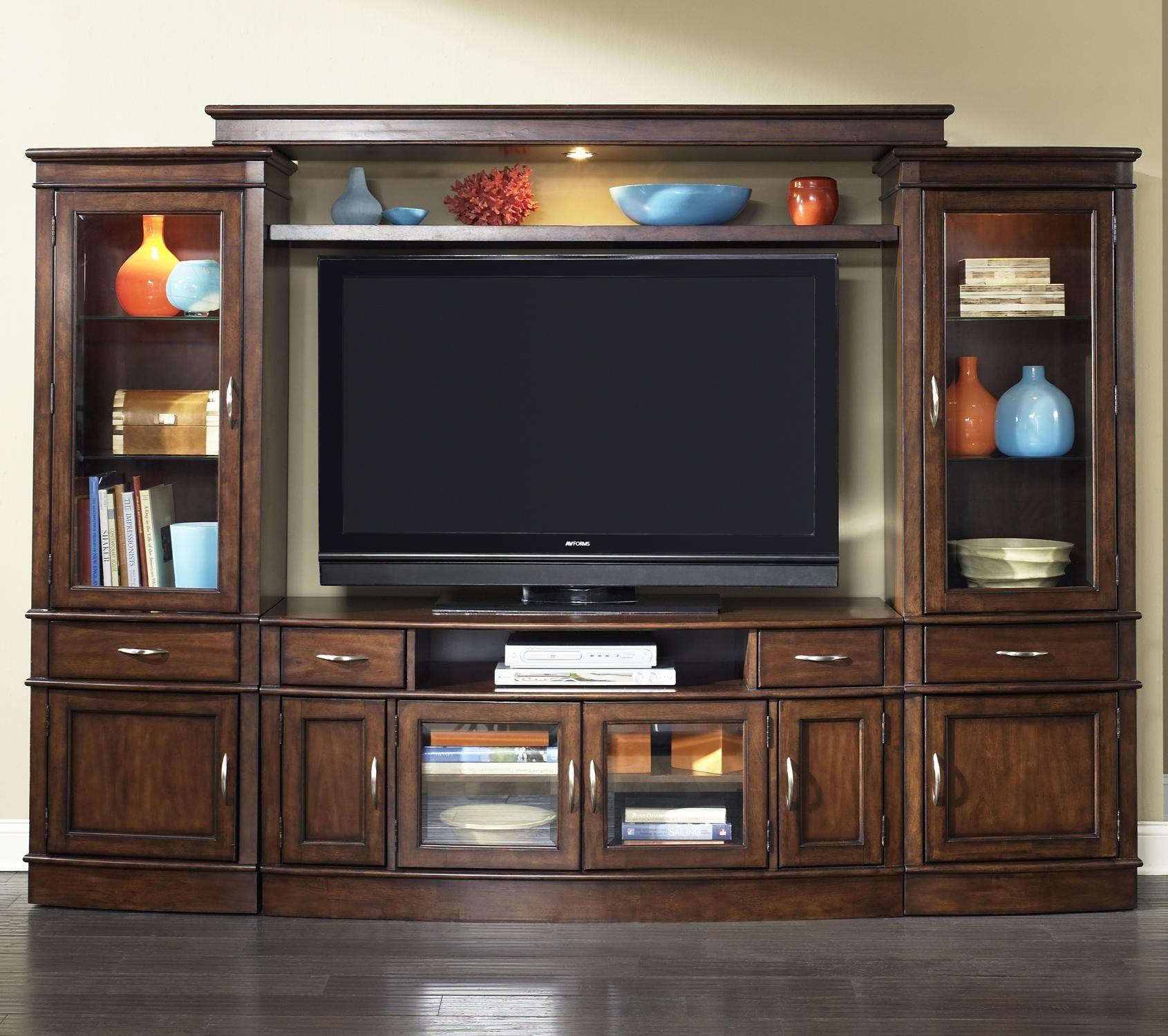 Entertainment Center Furniture | Hanover Complete TV Entertainment Center
